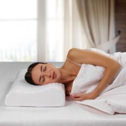 Латексная подушка Patex PT3C-M Таиланд с массажным эффектом высокая