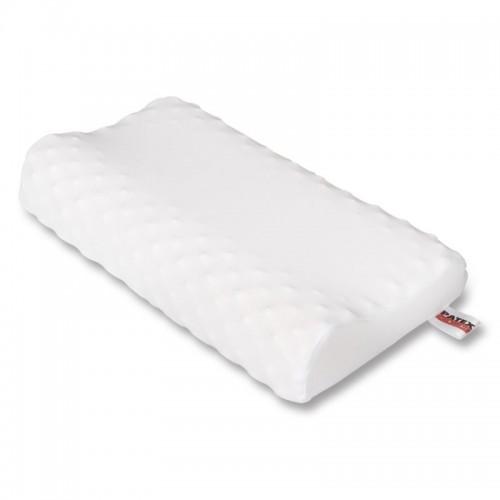 Латексная подушка Patex PT3C-S Таиланд с массажным эффектом низкая